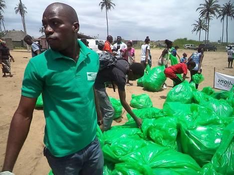 Coastal Cleanup 2014: PARO-CI agit en faveur de la préservation du littoral en Côte d'Ivoire - Réseau Francophone de l'Innovation   Economie verte   Scoop.it