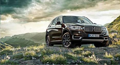BMW to launch the X5 on 29th May | Free Classified Ads India | Scoop.it
