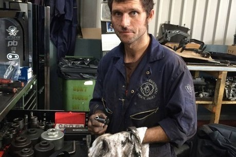 Guy Martin Latest: Recovering from injury, back at work, but racing plans on hold   Racing news from around the web   Scoop.it