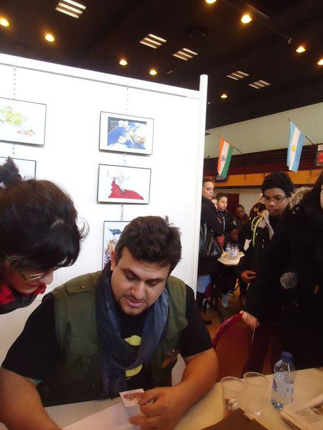 14èmes rencontres internationales du dessin de presse - Collège Trémolières | La semaine de presse Louis Massignon | Scoop.it