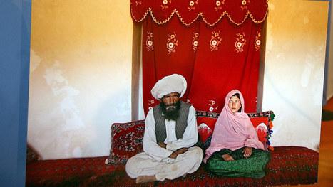 Sexårig barnbrud tagen om hand i Afghanistan - hennes 60-åriga man gripen   Kvinnor och män i KG   Scoop.it