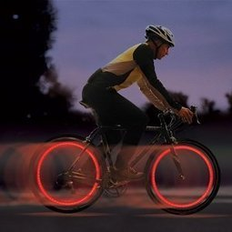 Bicycle LED lights: safety for every season | LED | Scoop.it