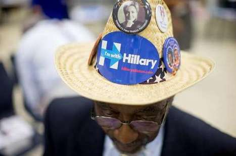 """""""Why hats are so important at Republican and Democratic Conventions"""" 