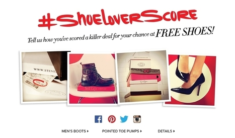 DSW. Shoes, Boots, Sandals, Handbags. Free Shipping. | Calzado | Scoop.it