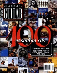 Acoustic Guitar Central: 100 Essential Acoustic Music CDs | Music of My Mountain Heart - Bluegrass & Newgrass | Scoop.it