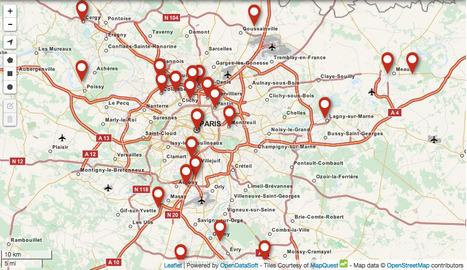 Un urbanisme plus écologique et durable : découvrez la carte des NOUVEAUX quartiers urbains | URBANmedias | Scoop.it