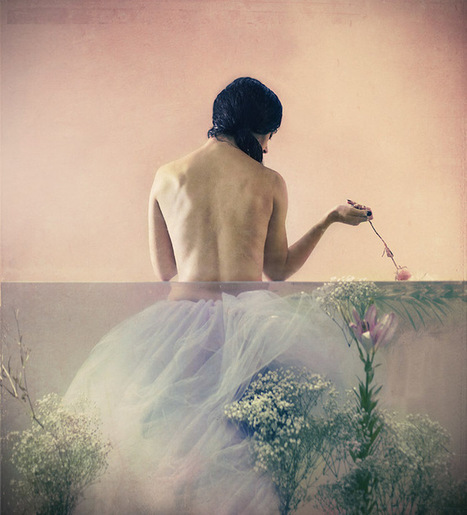 Surreal Underwater Photography By Lara Zankoul | picturescollections | Scoop.it