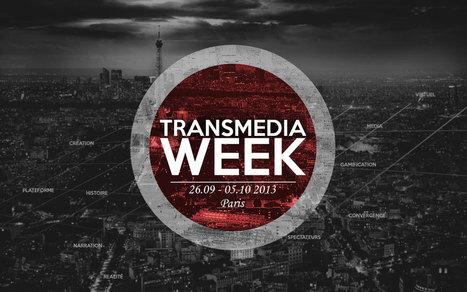 Transmedia Week, septembre octobre 2013 | Storytelling Communication narrative Marques et entreprises | Scoop.it