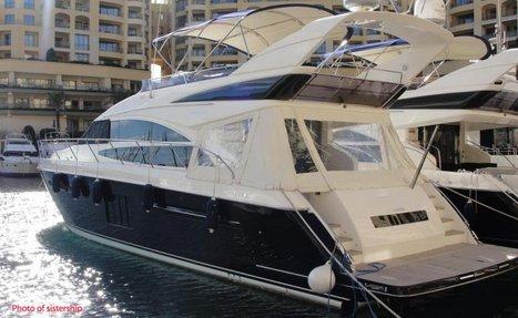 Boats for Sale Malta: Princess 64 | Boatcare | Boats for Sale | Scoop.it