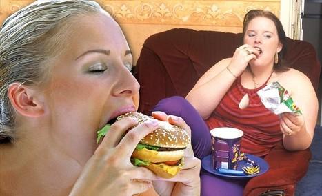 Junk food MAKES you lazy: | Kickin' Kickers | Scoop.it