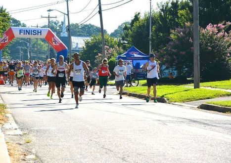 Rodriguez, Minney pace Rock Hall 5K | Minney News | Scoop.it