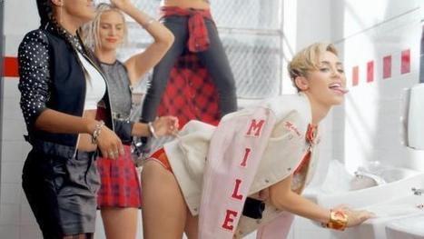 Miley Cyrus Bangerz Review - Ruthless Reviews | Ruthless Reviews | Scoop.it