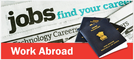 Overseas Jobs, Jobs Abroad, Find Overseas Jobs and Employment, International Careers   I like it   Scoop.it