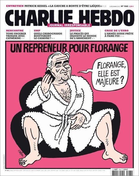 Charlie Hebdo | Dessinateurs de presse | Scoop.it