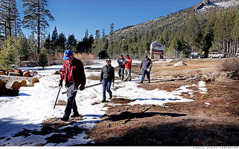 Drought hits ski towns hard | World News | Scoop.it