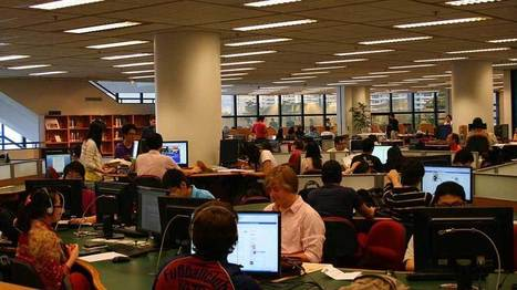 20 Library & Librarian Blogs You Must Follow - EdTechReview™ (ETR)   Thoughts from the GWL   Scoop.it