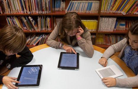 Tendencias educativas relevantes en 2013 y su relación con las bibliotecas escolares | Bibliotecas Escolares Argentinas | Scoop.it