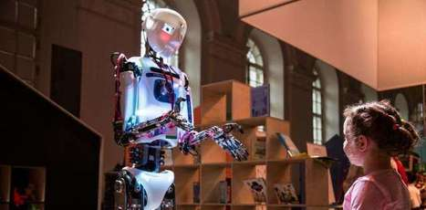 Robots in health care could lead to a doctorless hospital | Sustain Our Earth | Scoop.it