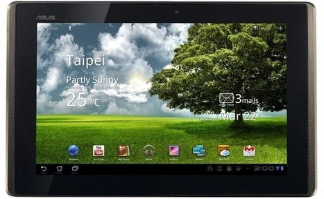 Asus EEE Pad Transformer TF101 Review – 10.1-inch Tablet | Tablet Reviews | Scoop.it