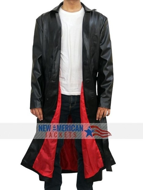 Blade Coat | Wesley Snipes Trench Leather Coat | New american jackets online Store | Scoop.it