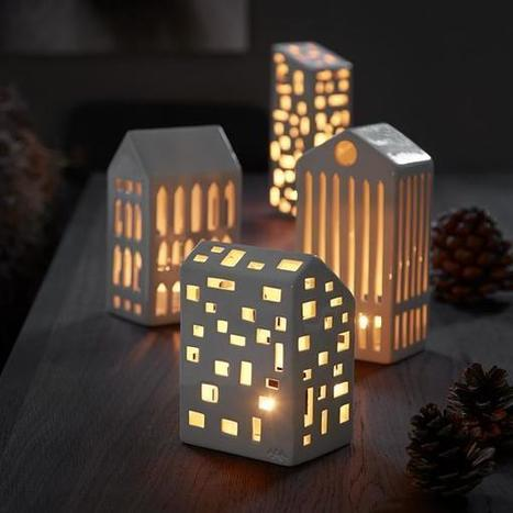50 Unique Tea Light Holders To Light Up Your Occasion | Advent and Christmas | Scoop.it