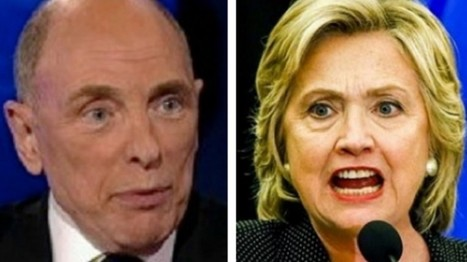 Famous Author Drops A BOMBSHELL: If Hillary Isn't Indicted, THIS Will Happen To FBI Leadership   Police Problems and Policy   Scoop.it