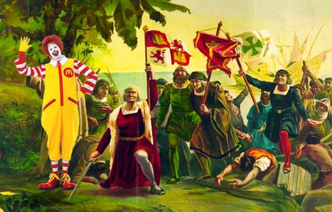 Colón y el fraude del descubrimiento de América   Enseñar Geografía e Historia en Secundaria   Scoop.it