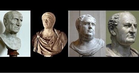 Galba, Otón, Vitelio y Vespasiano | LVDVS CHIRONIS 3.0 | Scoop.it