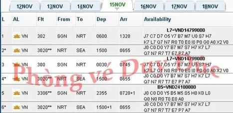 Vé máy bay Vietnam Airlines đi Seatle | Ve may bay, Đặt mua vé máy bay tại đại lý vé máy bay Duy Đức cam kết giá rẻ nhất | Scoop.it