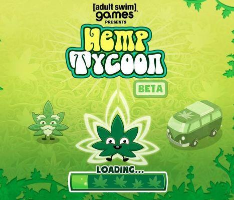 Hemp Tycoon Is Brilliant, Instructive, Addictive Fun | Contests and Games Revolution | Scoop.it