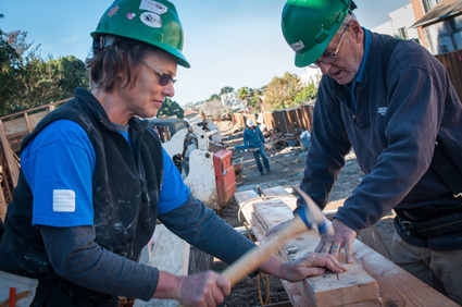 Why I Build – Cathy, Volunteer : Habitat for Humanity Greater San Francisco | Volunteerism | Scoop.it