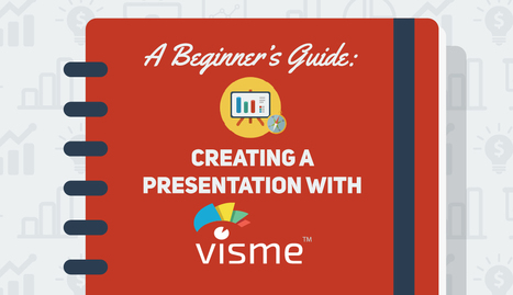 A Beginner's Guide to Creating a Presentation With Visme | Digital Presentations in Education | Scoop.it