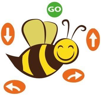 Beebot, jouer en ligne, le petit robot pour le cycle 3 | La technologie au collège | Scoop.it
