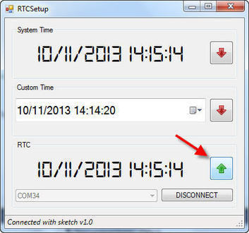Arduino : Un utilitaire pour mettre à l'heure les modules RTC DS1307   Semageek   Corby   Scoop.it