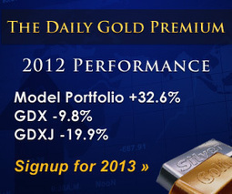 The Great Gold Shakeout of 2013 | The Daily Gold | Own Gold LLC | Scoop.it