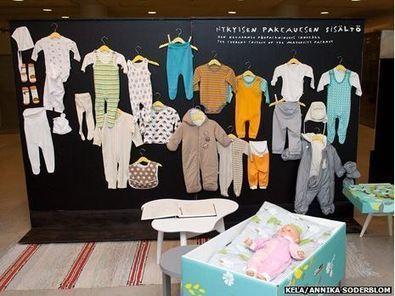 Perché i bambini finlandesi dormono nelle scatole di cartone? | Genitori e Figli | Scoop.it