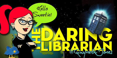 The Daring Librarian: 10 Things to do with QR Codes On Back to School Night | QR-Codes | Scoop.it