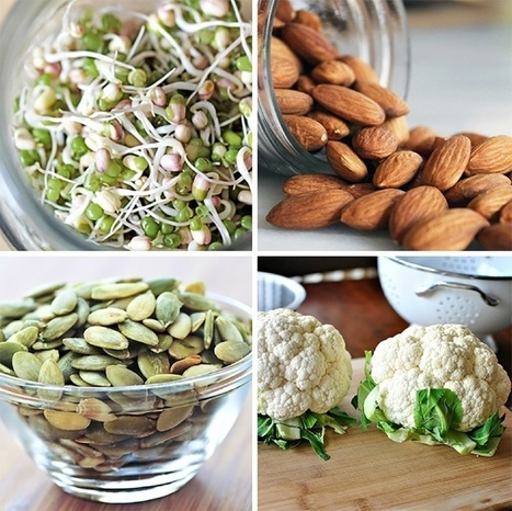 10 Plant-Based Foods Packed With Protein | Food, Nutrition and Health | Scoop.it