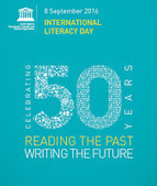 September 8th was International Literacy Day; Global Report on Adult Learning #50ILD | Notebook | Scoop.it