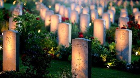 Hollande et la famille royale britannique commémorent la bataille de la Somme - France 24 | Centenaire de la Première Guerre Mondiale | Scoop.it
