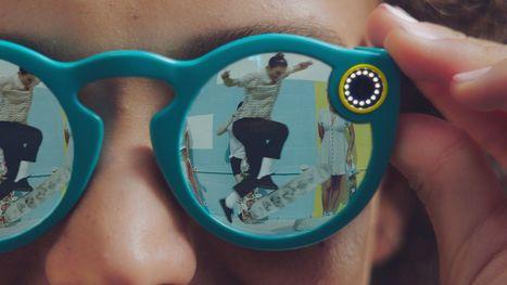 Qué son y cómo funcionan Spectacles, las nuevas gafas de Snapchat | Social Media | Scoop.it