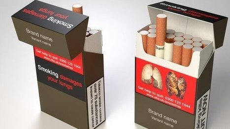 Cigarette plain packaging vote due | Market Failure | Scoop.it