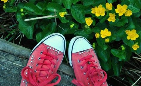 10 modi per personalizzare le sneakers   Love DIY   Scoop.it
