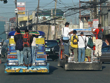 De Manille à Mexico : deux regards pour sauver les mobilités urbaines - Demain La Ville - Bouygues Immobilier | Mobilités & Urbanisme | Scoop.it