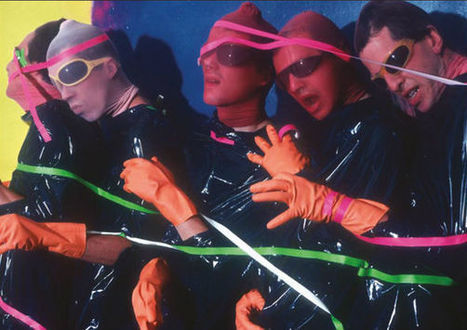 The Band Who Fell to Earth: Early DEVO live at Max's Kansas City   music journalism   Scoop.it