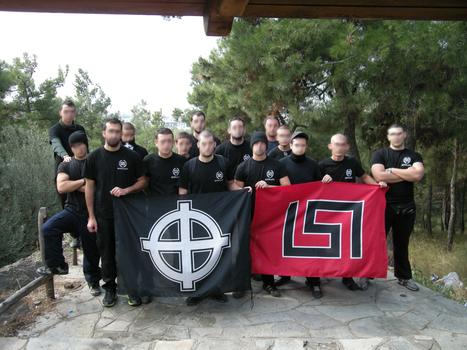 Golden Dawn - International Newsroom: Neither Marx, nor Rockefeller | The Indigenous Uprising of the British Isles | Scoop.it