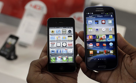 Samsung Market Share To Expand In 2013, Increasing Competition With The ... - Huffington Post | samsung | Scoop.it
