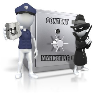 Is Content Curation Stealing or a Shrewd B2B Marketing Practice? | social media literacy | Scoop.it
