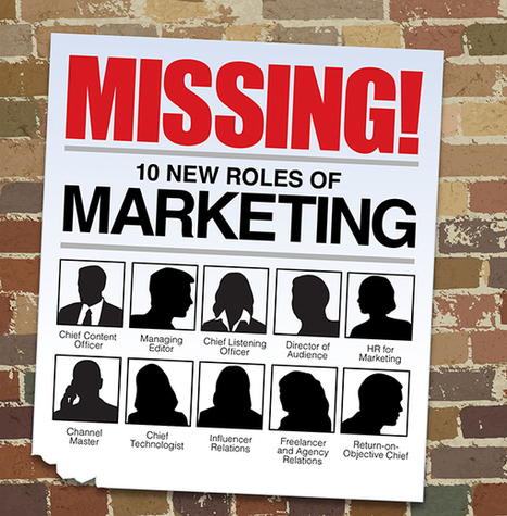 10 Marketing Roles for the Next 10 Years | Gina's Favs | Scoop.it