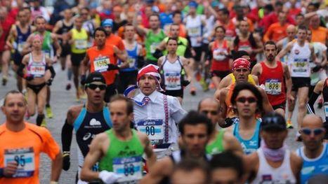 Le Marathon de Paris en 7 chiffres | Le marketing du sport | Scoop.it